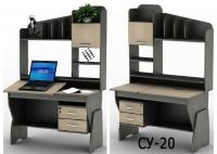 Стол компьютерный Серия СУ-19,20,26