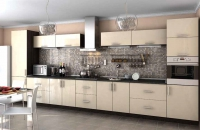Кухня Гламур Ваниль