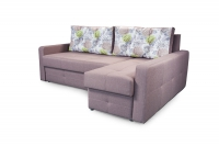 Угловой диван Валенсия (блюз)