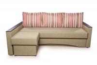 Угловой диван Виктория (пуф)